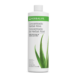 herbal aloe sabores