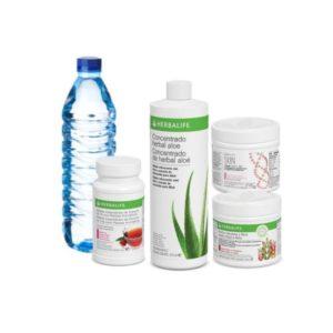 pack reductor skin herbalife